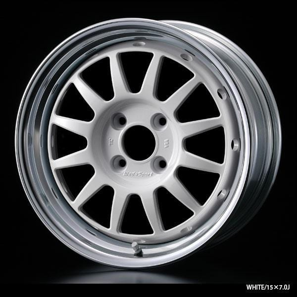 WedsSport Racing - 15x6.5J - 4x100 - ET: 27 to 38 - RACING-1565410027-W