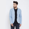 Sky Taped Casual Blazer