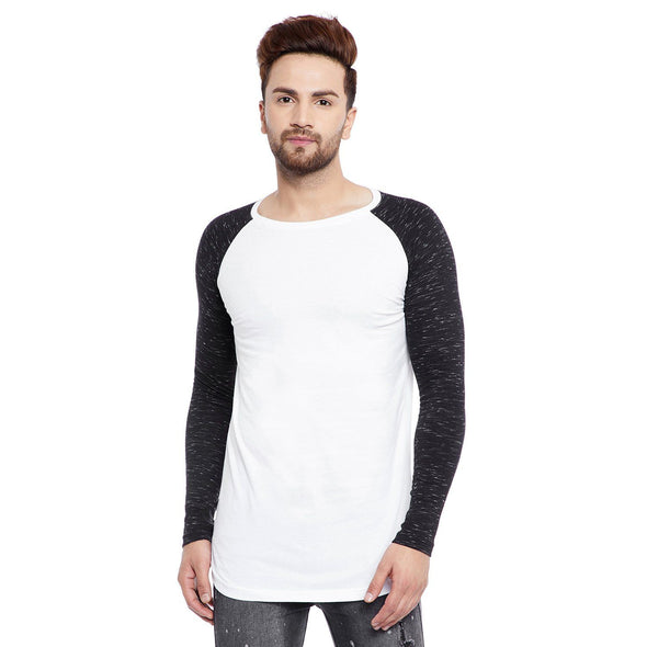 Injected Sleeve Raglan Tee T-Shirts - Fugazee