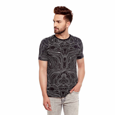 Topography Short Sleeves Tee