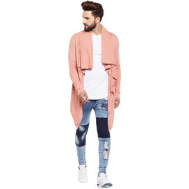 Rose WaterFall Shrug OUTERWEAR - Fugazee
