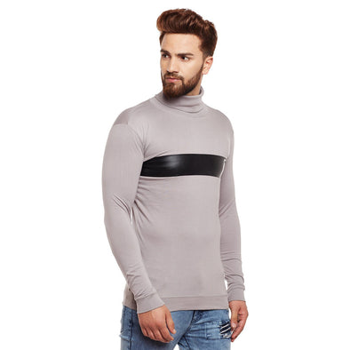 Steel Turtle Neck Tee T-Shirts - Fugazee