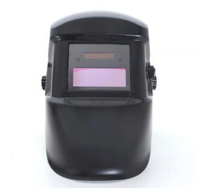 Auto Darkening Welding Helmet - Breathable & Solar Powered