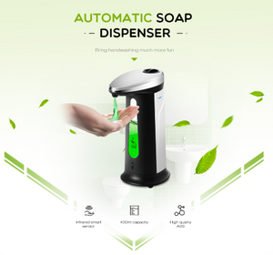 Automatic Soap Dispenser With Built-in Infrared Smart Sensor
