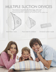Ultrasonic Nebulizer Asthma Inhaler