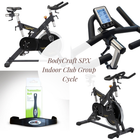 BodyCraft SPX Indoor Club Group Cycle