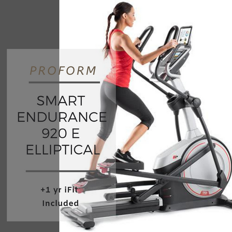 ProForm Smart Endurance 920 E Elliptical