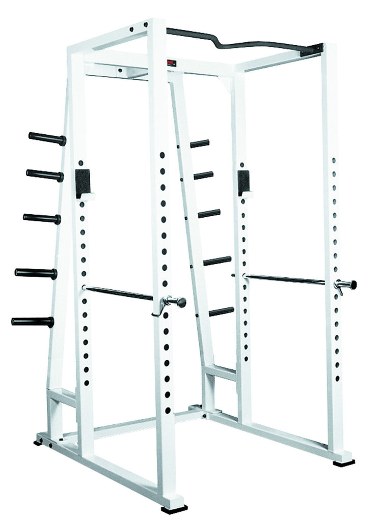 STS Power Rack w/ Weight Storage