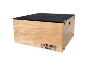 Stackable Plyo / Step-Up Box