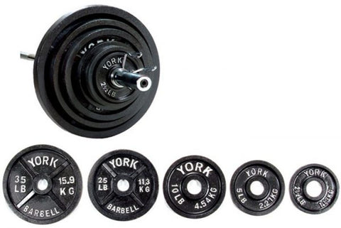 York Barbell Int'l Olympic Set