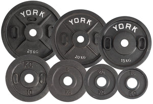 York Barbell Calibrated Olympic Plate