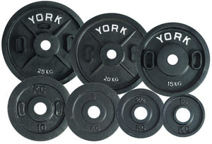 York Barbell Uncalibrated Standard Kilo Olympic Plate