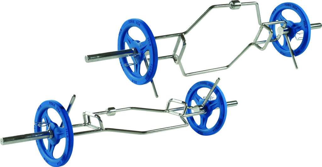 York Barbell Multi Hex Deadlift