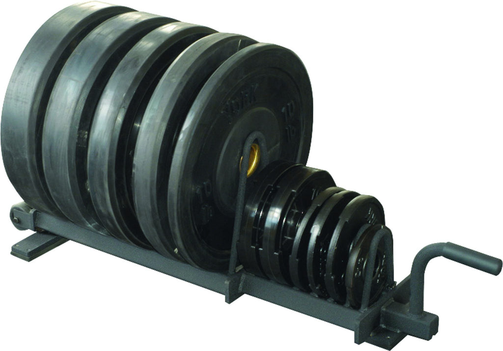 Horizontal Weight Plate Rack