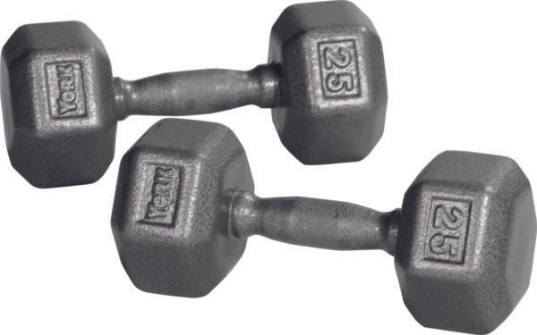 York Barbell Pro Hex Dumbbell