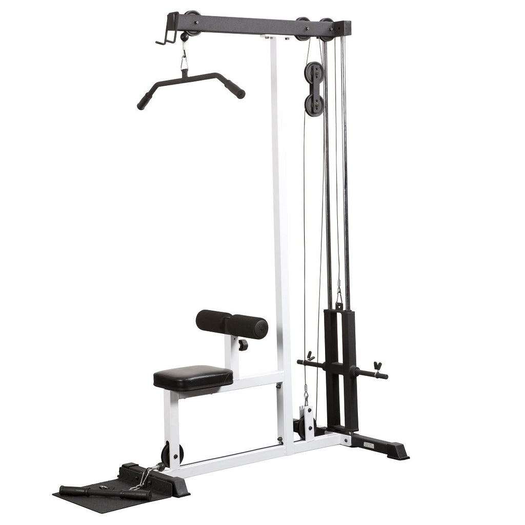 York Barbell FTS Lat Pull-Down Machine