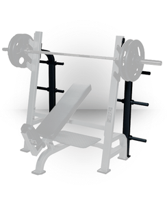Strength Training Series (STS) Optional Weight Storage