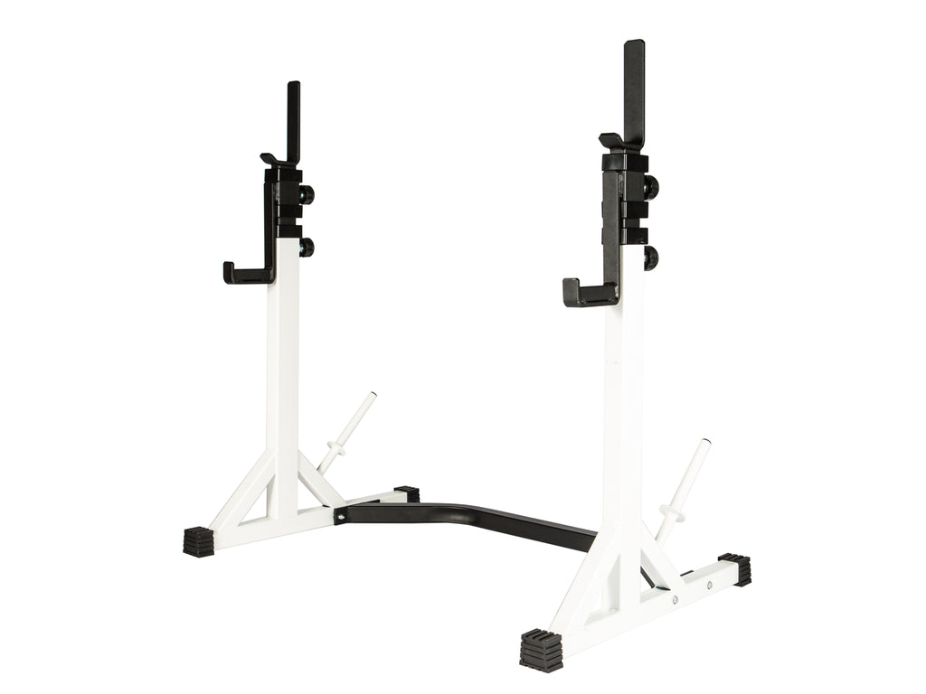 York Barbell FTS Press Squat Stands
