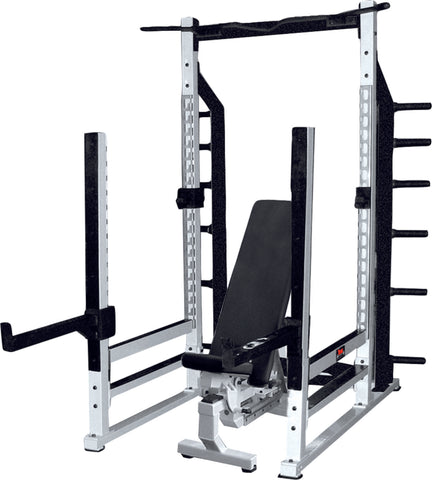 York Barbell STS Multi-Function Rack