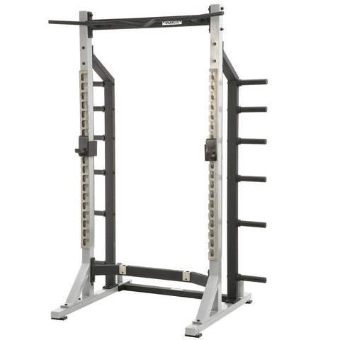 York Barbell STS Self Standing Half Rack