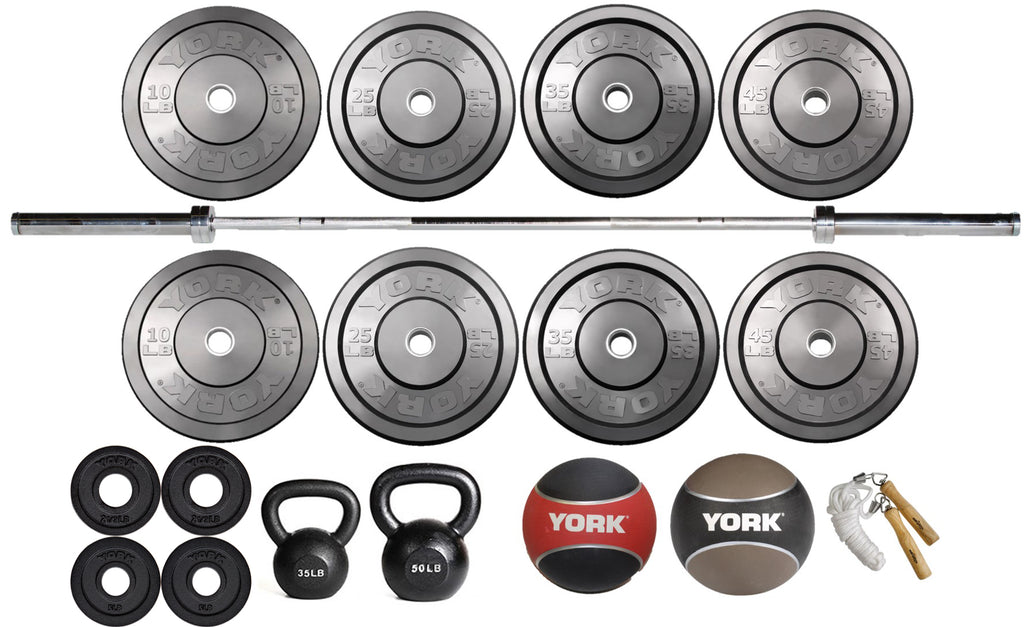 YBB Starter Garage Gym Package
