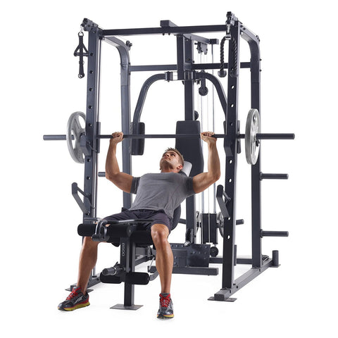 Image of Weider Pro 8500 Smith Cage Home Gym