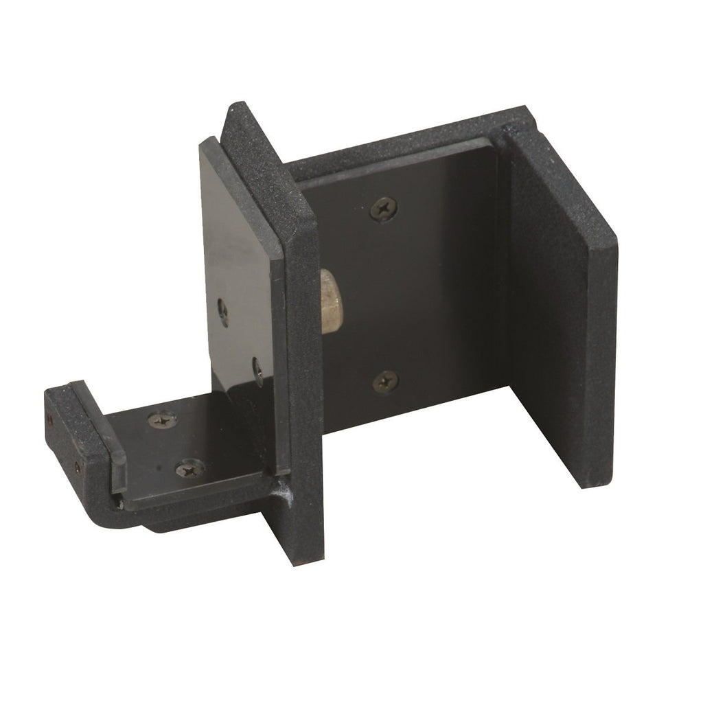 St Single Bar Holders  (pair) - Black