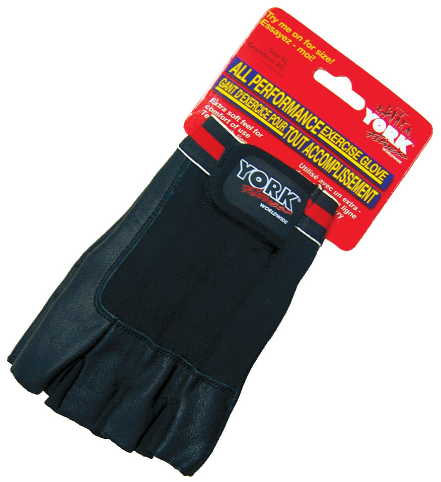 YORK All Performance Weight Lifting Glove
