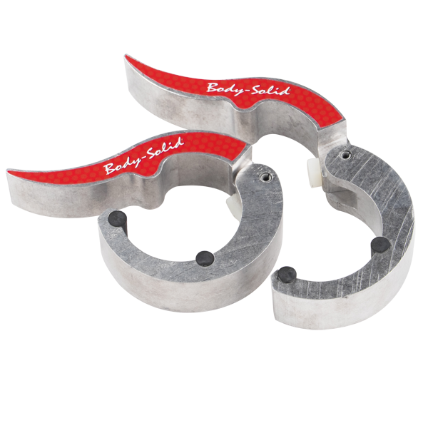 Body-Solid Olympic Bar Collars