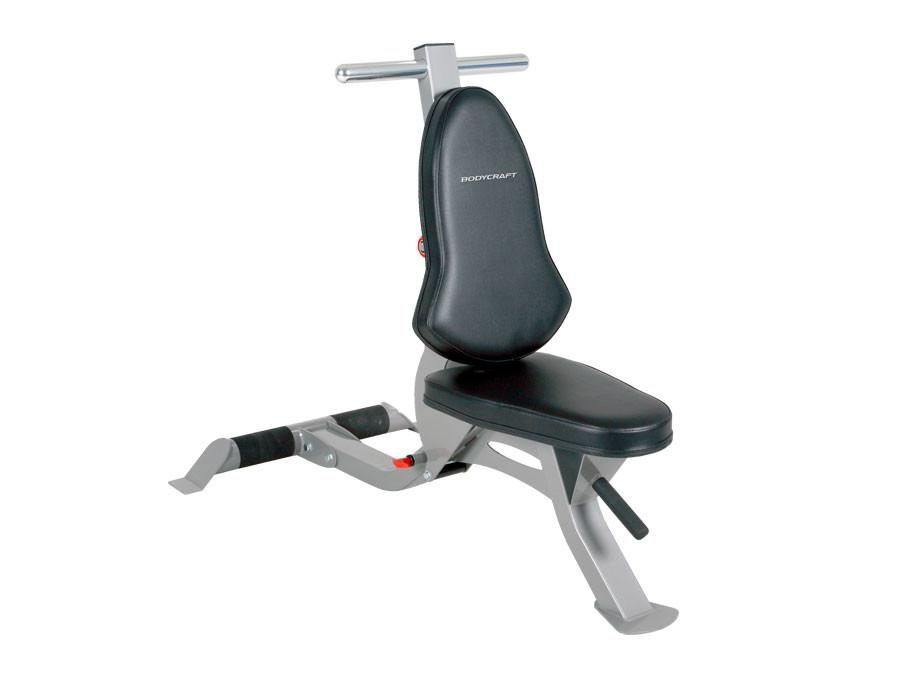 BodyCraft F603 Flat/Incline Utility Bench w/wheels