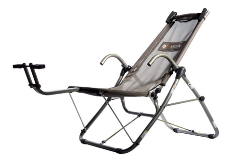 Image of FITNATION CORE LOUNGE ULTRA WORKOUT CHAIR