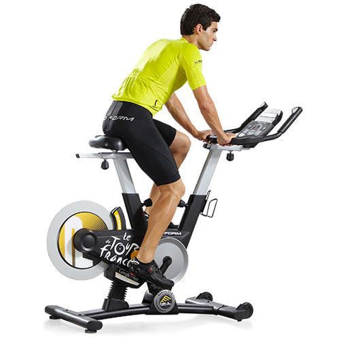Image of ProForm Tour De France 1.0 Exercise Bike