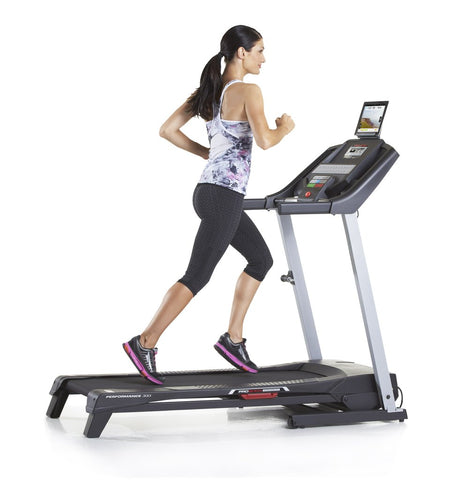 Image of PROFORM® PERFORMANCE 300I FOLDING TREADMILL
