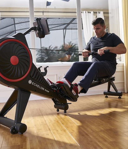Echelon Smart Rowing Machine w/ Magnetic Resistance