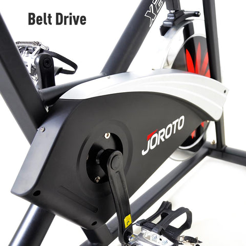 Image of Joroto X2 Magnetic Indoor Cycling Bike with Belt Drive