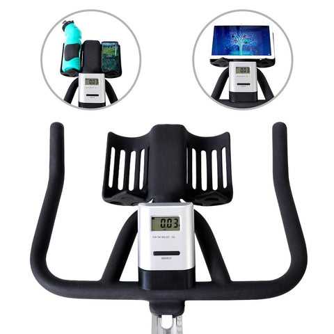 Joroto X2 Magnetic Indoor Cycling Bike with Belt Drive