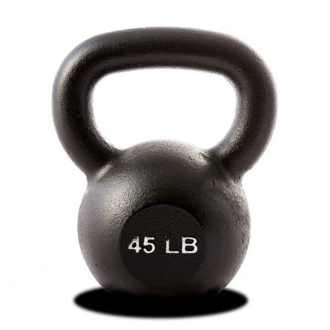 Image of York Barbell Single Kettlebell Black
