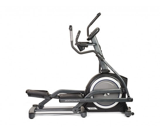 BodyCraft ECT500g Elliptical Cross Trainer With TFT Touchscreen Display