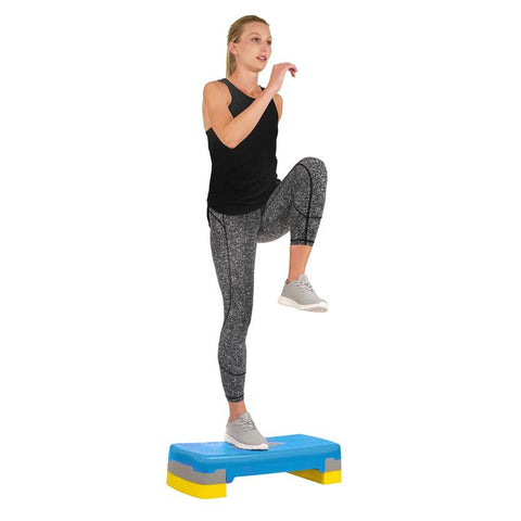 Image of Sunny Health & Fitness Aerobic Step
