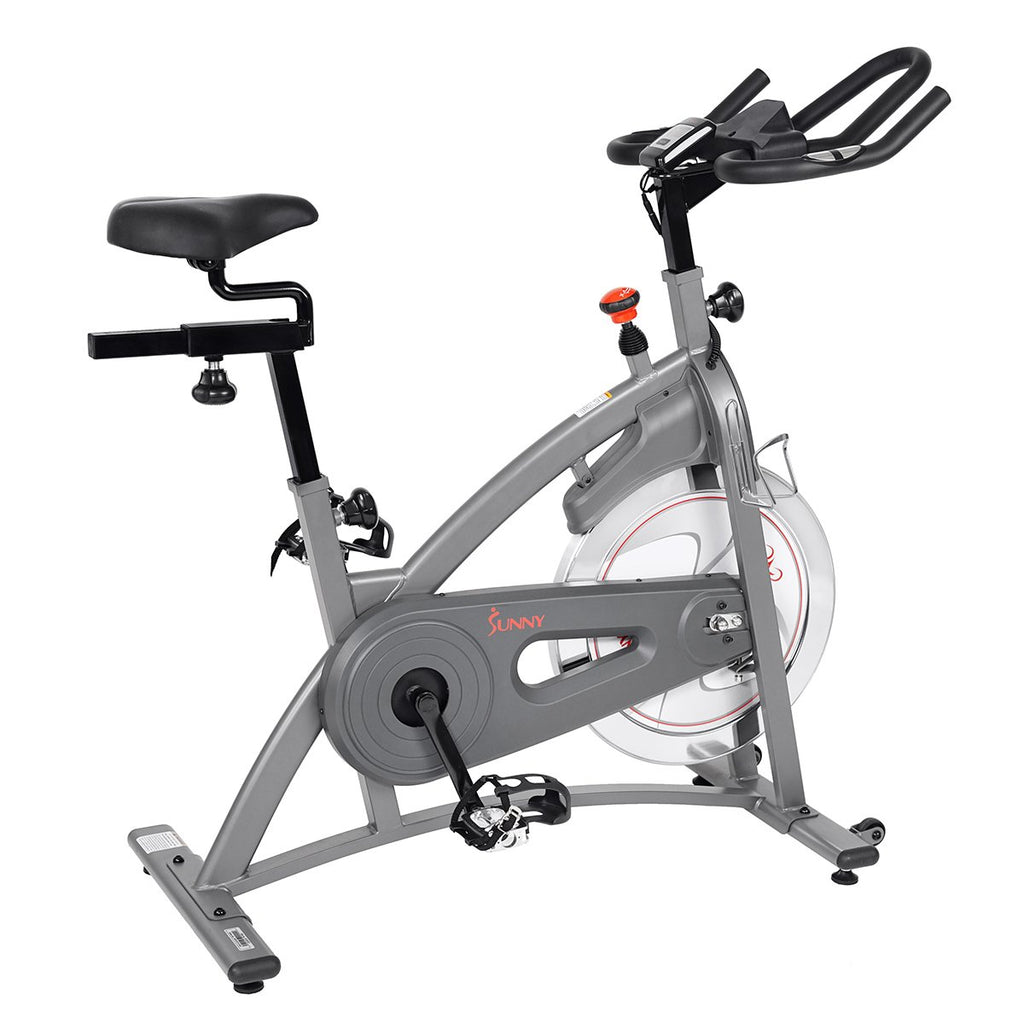Sunny Health & Fitness Endurance Belt Drive Magnetic Indoor Exercise Cycle Bike