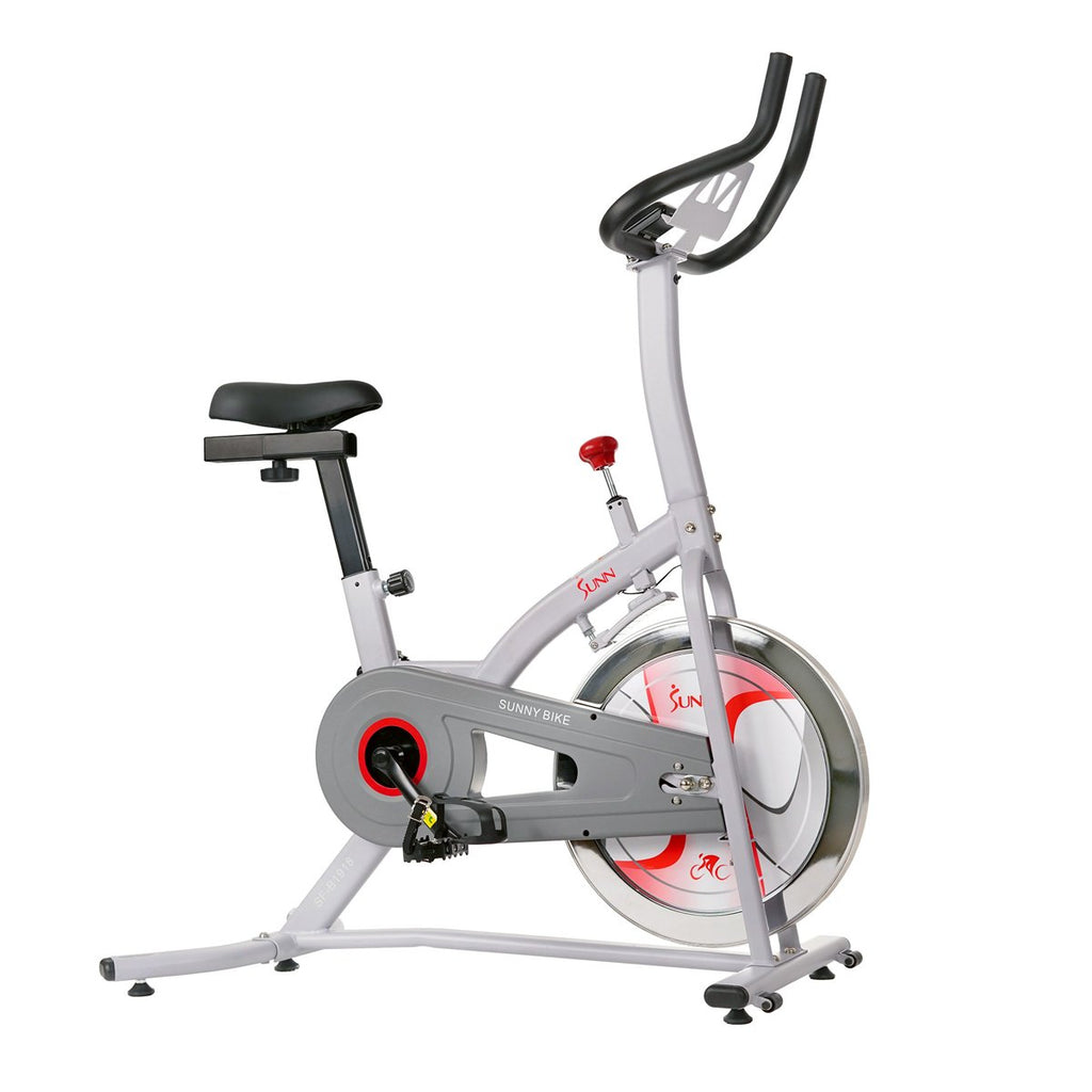 Sunny Health & Fitness Indoor Cycling Bike with Magnetic Resistance