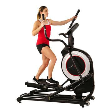 Sunny Health & Fitness Programmable Cardio Elliptical Trainer - SF-E3890