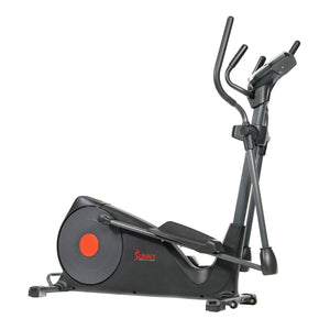 Sunny Health & Fitness Pre-Programmed Elliptical Trainer - SF-E320001