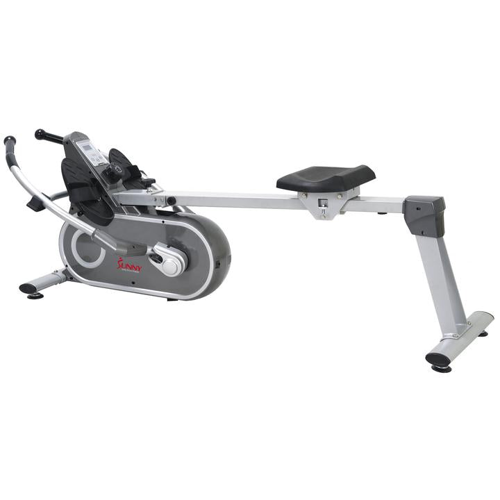 Sunny Health & Fitness Full Motion Magnetic Rowing Machine