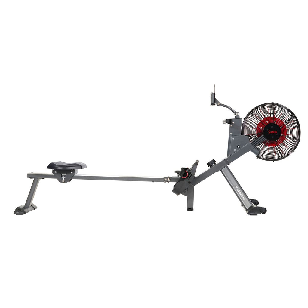Sunny Health & Fitness Magnetic Air Resistance Rowing Machine