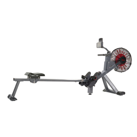 Image of Sunny Health & Fitness Magnetic Air Resistance Rowing Machine