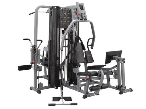 BodyCraft X2 2 Stack Gym w/Functional Arms and Leg Press Included