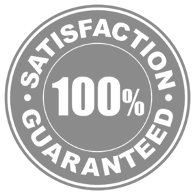 Image of 100% Satisfaction Guaranteed