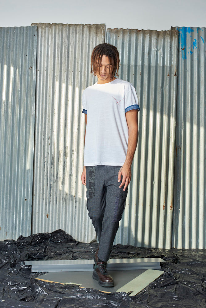 6.17 RECYCLED SLOUCH TEE