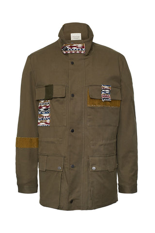 2.8 MULTI POCKET JACKET